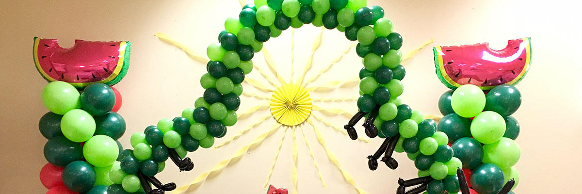 Balloon Decorations Image